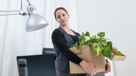 Bitte räumen Sie den Arbeitsplatz: Eine betriebsbedingte Kündigung ist nicht ohne Weiters möglich.