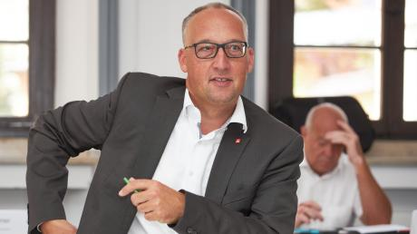 """""""Zunächst einmal muss die Zahl 1800 vom Tisch"""", fordert Michael Leppek von der IG Metall zum Jobabbau bei MAN Energy Solutions."""