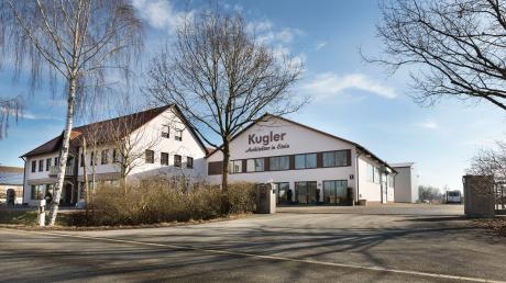 Steinmetz Kugler in der Ludwigstraße 1.