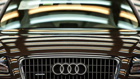 Audi rechnet auch im Mai mit Kurzarbeit.