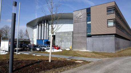 Das Deutsche Zentrum für Luft- und Raumfahrt forscht in Innovationspark in Augsburg.