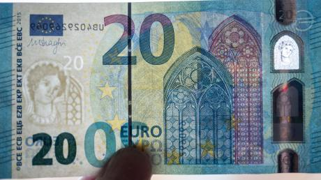 Bargeld soll es laut EZB auch in Zukunft noch geben.