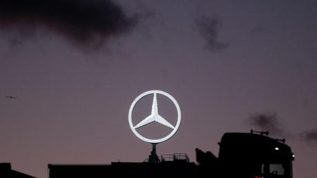 Was bleibt vom Stern? Daimler-Chef Ola Källenius will die Lkw- und Bussparte abspalten und an die Börse bringen.