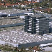 Früher ging es um Verbrennungsmotoren, heute um Maschinen für die Elektromobilität: Die Grob-Werke in Mindelheim.  Dort hat es in dieser Woche eine Impfaktion gegeben.