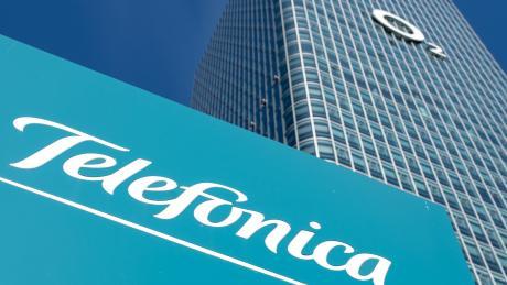 Telefónica Deutschland mit dem bekannten Mobilfunkanbieter O2 ist an der Börse notiert.