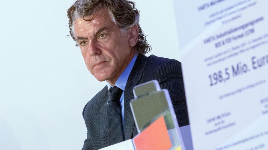 Der Varta-Investor Michael Tojner ist am Augsburger Unternehmen Premium Aerotec intressiert.
