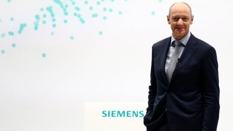 Mit Roland Busch steht seit langer Zeit wieder ein Techniker an der Spitze des Siemens-Konzerns.