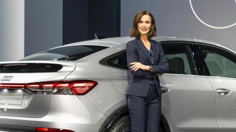 Hildegard Wortmann war die erste Frau im Audi-Vorstand.