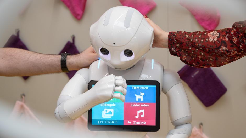 Bedrohen Roboter unsere Jobs?