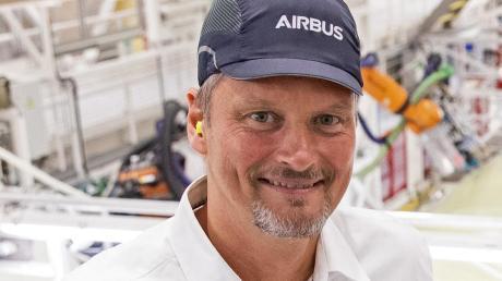 Michael Schöllhorn ist Chief Operating Officer von Airbus.