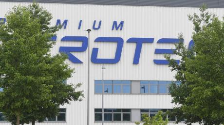 Die Airbus-Tochter Premium Aerotec gehört zu Augsburg wie der Fußballverein FC Augsburg.