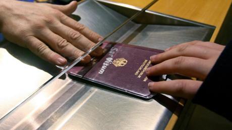 Ein deutscher Pass öffnet die Tür in die USA derzeit nicht.