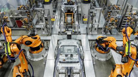 Eine Studie sieht Ingolstadt gut aufgestellt für den Wandel in der Automobilindustrie.