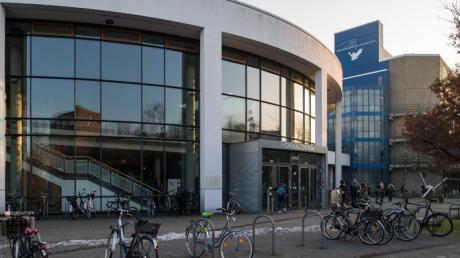 Zur Universität Oldenburg gehört auch das Helmholtz-Institut für Funktionelle Marine Biodiversität. Hierfür soll nun ein neues Gebäude entstehen.