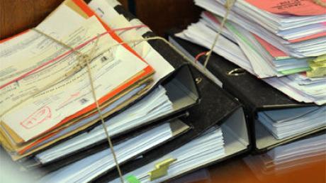 Gericht Prozess Feature Erpressung Haft Strafe