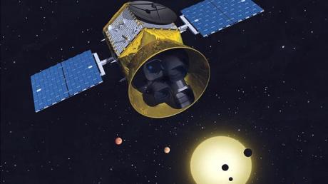 Mit dem Weltraumteleskop «Tess» entdeckte die NASA einen neuen Planeten.