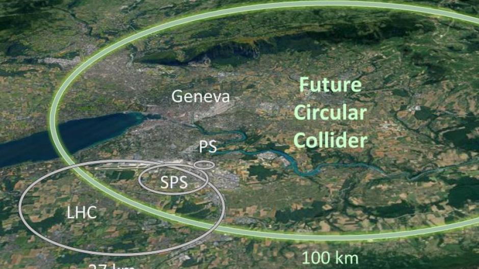 grippewelle 2020 karte Noch gigantischer: Cern Physiker planen riesigen neuen