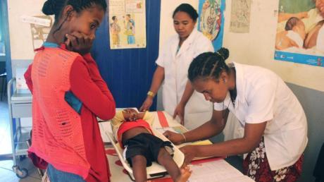 In Madagaskar ist nur etwa die Hälfte aller Kinder geimpft. Einer der weltgrößten Ausbrüche zeigt dort die furchtbaren Folgen.