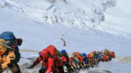 Die Erfolgschancen für Bergsteiger sind auf dem Mount Everest deutlich höher als noch vor Jahren.