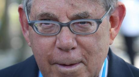 Paul Crutzen, Nobelpreisträger für Chemie.