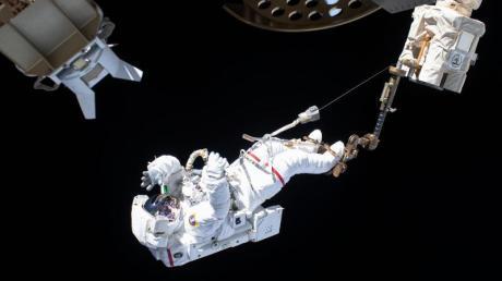 Esa-Astronaut Luca Parmitano hat geschafft, wovon viele träumen: Eine Karriere als Astronaut.