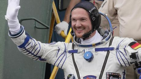 «Wir brauchen im Astronautenkorps eine gute Repräsentanz der Gesellschaft»: Der deutsche Astronaut Alexander Gerst.