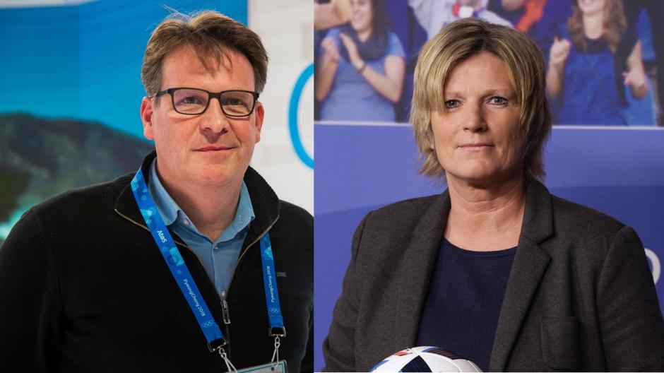 Wm Kommentatorin Zdf Sportchef Zu Kritik An Claudia Neumann